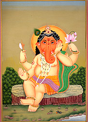 Shri Ganesha - The Benevolent God