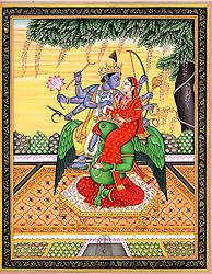 La Via Vaisnava, seguendo Krishna inteso come Vishnu Ho54sm