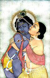 Krishna Balarama
