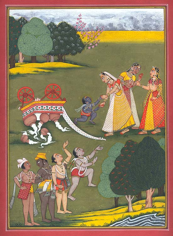 Krishna's Lila