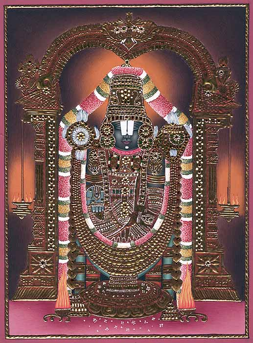 Of Tirupati Balaji Temple