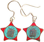 Kalachakra Earrings