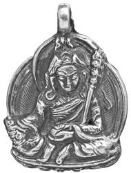 Guru Padmasambhava Pendant