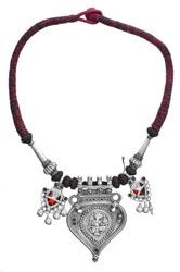 Lord Hanuman Cord Necklace