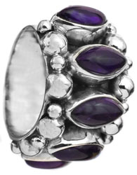 Sterling Ring Gemstones