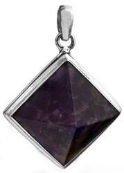 Chaorite Pyramid Pendant