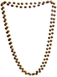 Rudraksha Mala with 108 Beads for Chanting