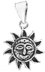Lord Surya Pendant
