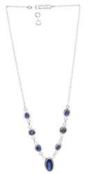 Kyanite Oval Necklace