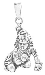 Laddoo Gopala Pendant