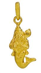 Matsya (Fish) Incarnation of Lord Vishnu Pendant