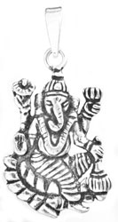 Shri Ganesha Pendant