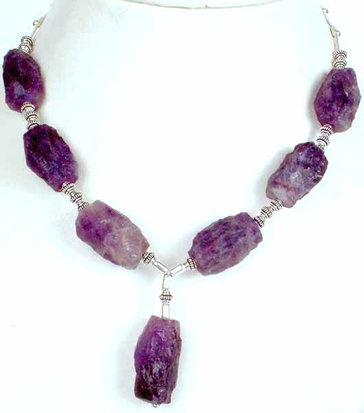 amethyst-necklaces