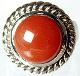 Carnelian Finger Ring