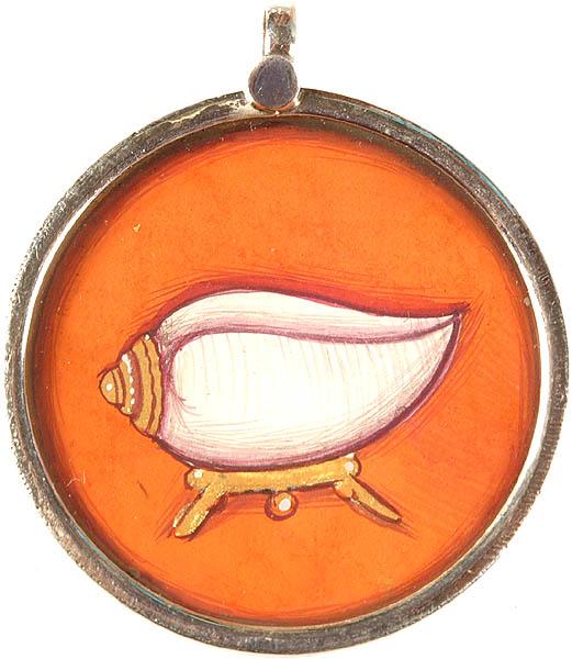 Conch Pendant