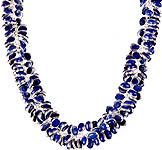 Lapis Lazuli Bunch Necklace
