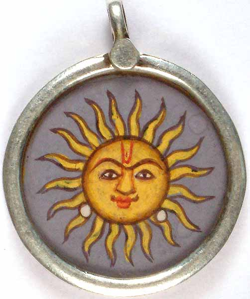Lord Surya (The Sun God)