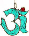 The Symbol of God (Om pendant)