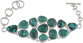 Turquoise Marvel Bracelet