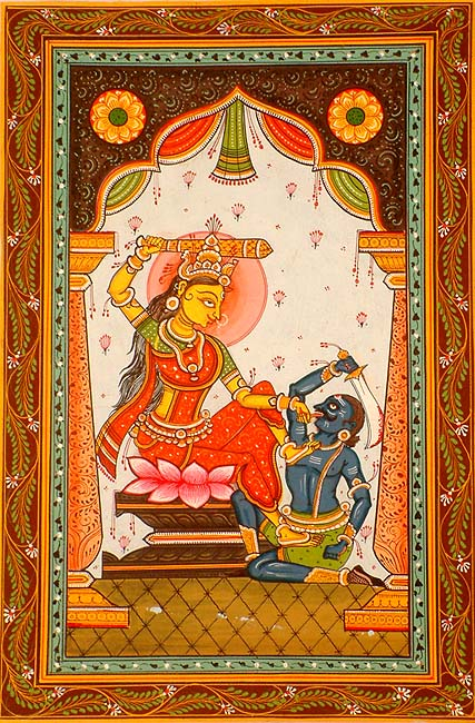 Goddess Bagalamukhi: The Goddess of Hypnotic Power