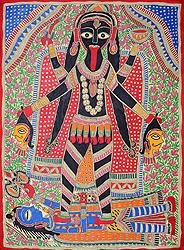 Mother Goodess Kali
