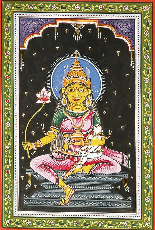http://www.exoticindia.com/madhuban/goddess_vijaya_shodash_matrikas_pl14.jpg