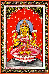 Mahalakshmi (Kamala) the Last but Not the Least (Ten Mahavidya Series)
