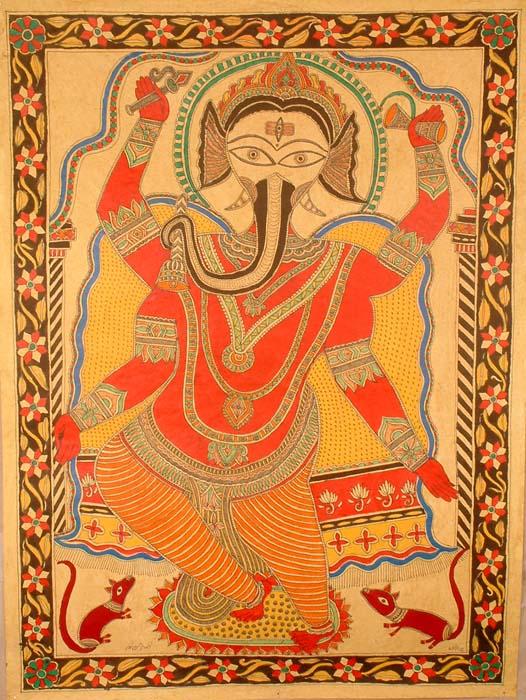 Pingala Nadi Ganapati