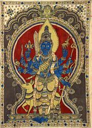 Virabhadra - Most Trusted Gana of Lord Shiva