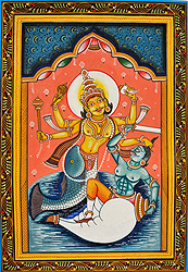 Matsya (Fish)  Incarnation of Lord Vishnu