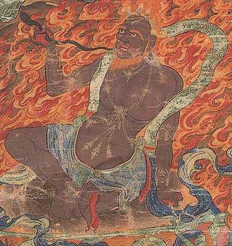 Brahmanarupa Mahakala, Tibet