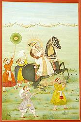 Maharana Sangram Singh