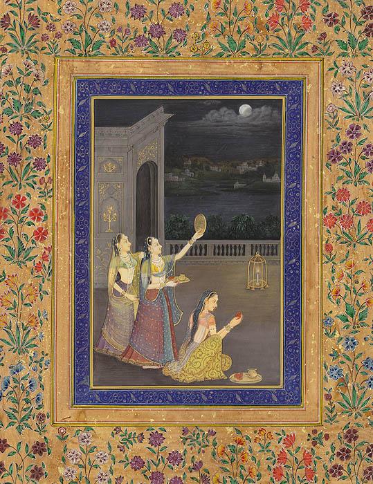 Karwa-chautha: A Festival of Married Women