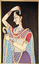 Nayika Shringar
