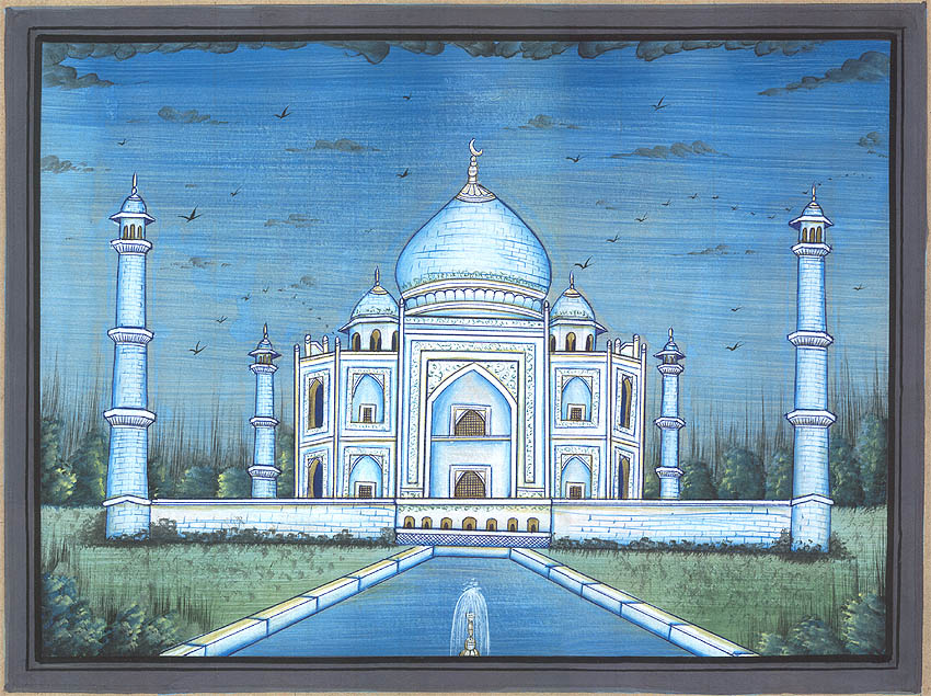 Taj Mahal - A Monument of Love and Sorrow