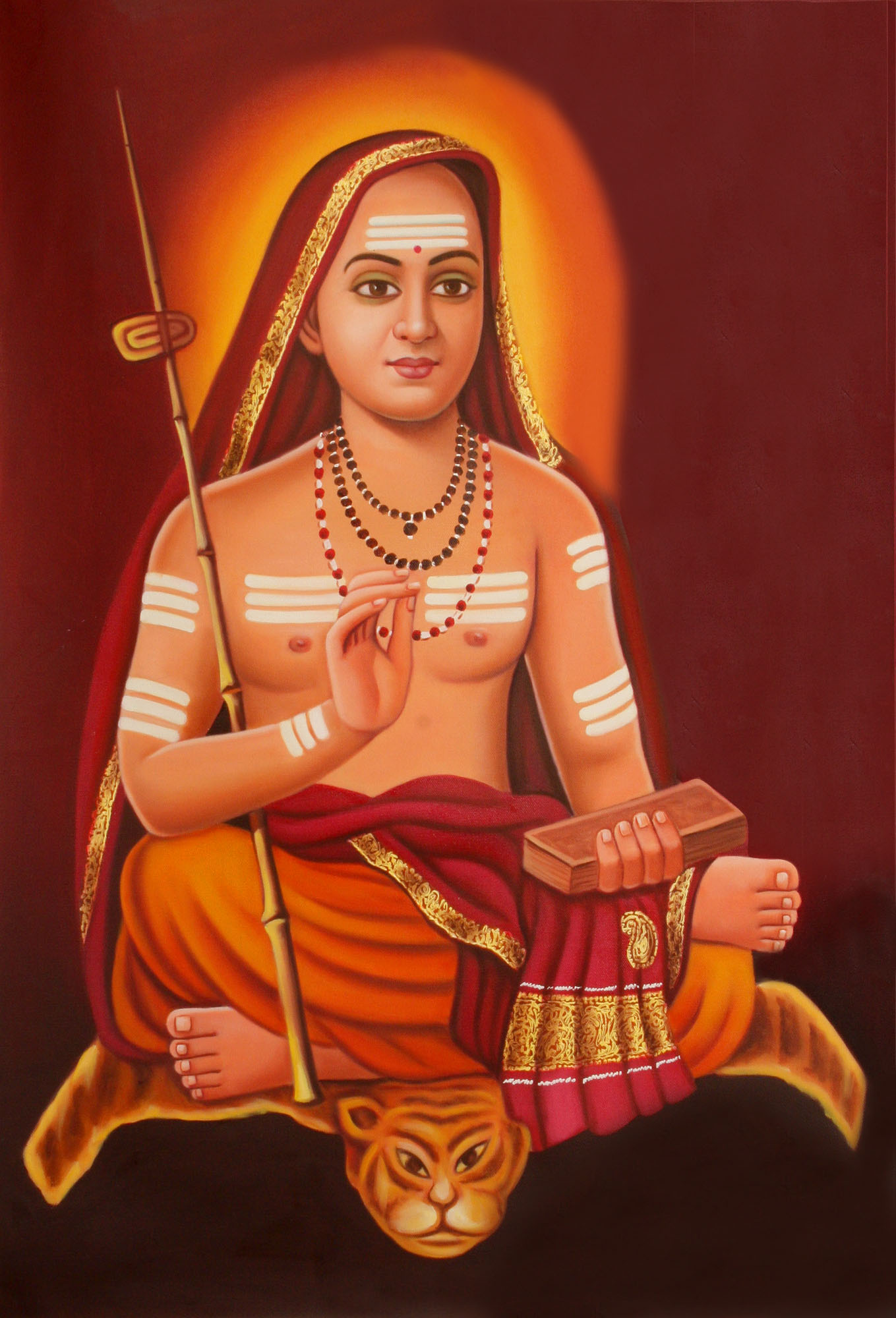 Happy Adi Shankaracharya Jayanti Photos for Free Download