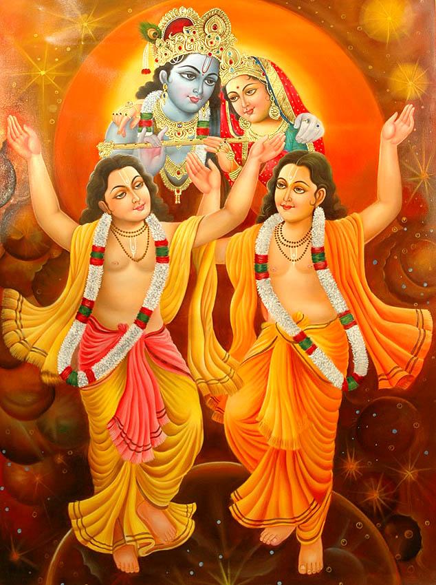 Krishna Chaitanya Net Worth
