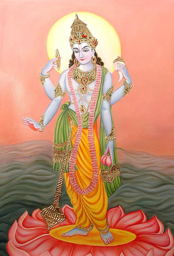 Govindhashtakam II (Hindu Devotional Prayers, Mantras or Sthotras) Prayer to Vishnu