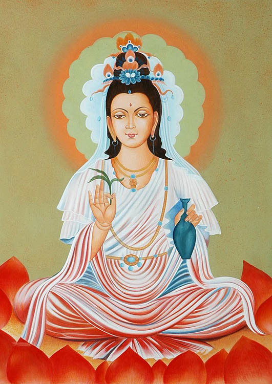 Ever Graceful Kuan Yin