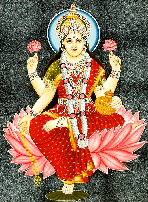 Goddess Lakshmi. Goddess Lakshmi. Specifications