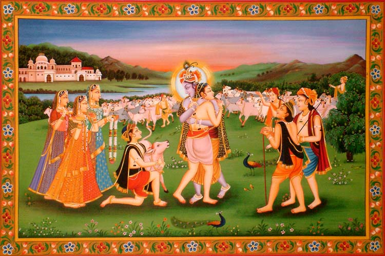 friendship of krishna and sudama The eternal bond of friendship- krishna and sudama indian mythology abounds with colorful and flavorful tales and lore, each having a hidden moral or lesson to learn from.