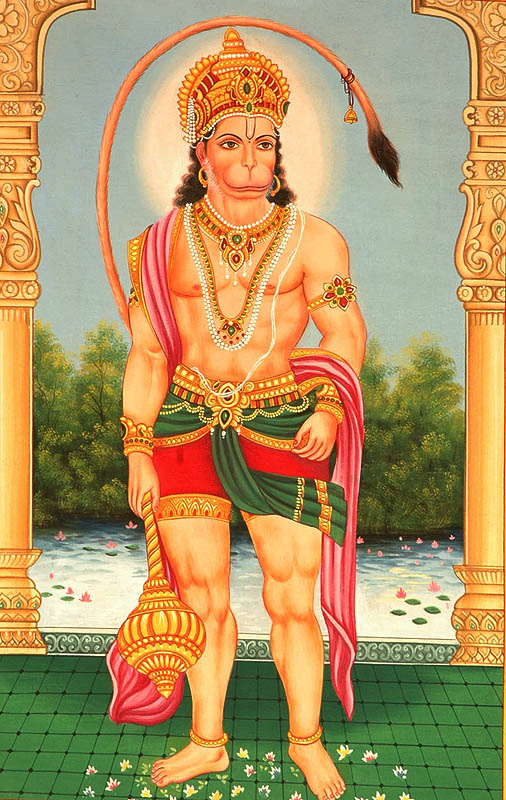 Lord Hanuman � A Great Miracle