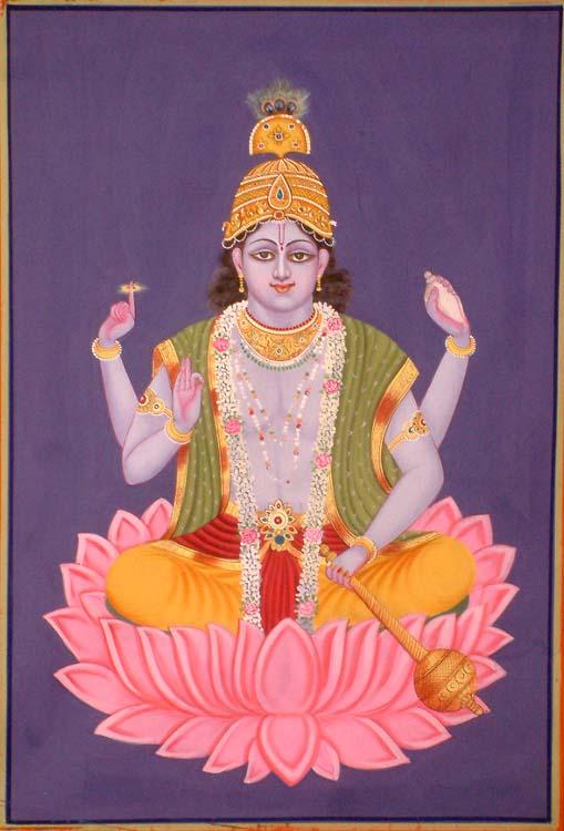 shri vishnu sahasranama in hindi pdf
