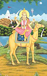 Momai Maa Devi of Gujerat
