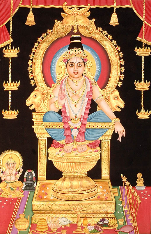 Ayyappan: Lord of The Shabari Hill