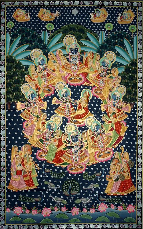 The Rasa Dance (Picchwai)