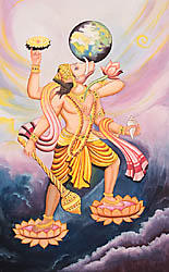 Varah Avatar of Lord Vishnu