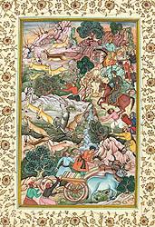 Akbar Hunting