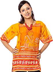 Radhey Radhey Little Krishna Unisex Top