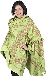 Vishnu Prayer Shawl